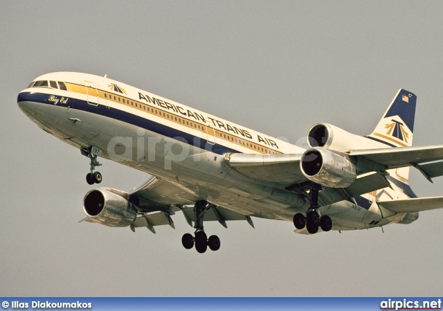 N197AT, Lockheed L-1011-50 Tristar, American Trans Air