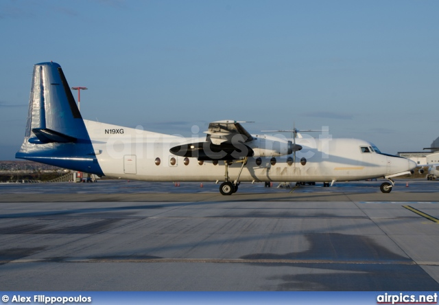 N19XG, Fokker F27-500 Friendship, Untitled