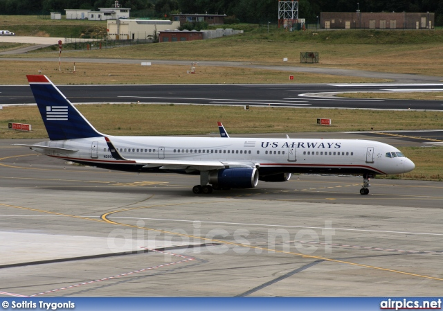 N200UU, Boeing 757-200, US Airways