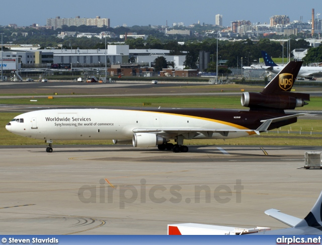 N250UP, McDonnell Douglas MD-11-F, UPS Airlines