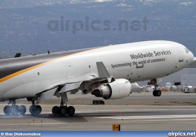 N254UP, McDonnell Douglas MD-11-F, UPS Airlines