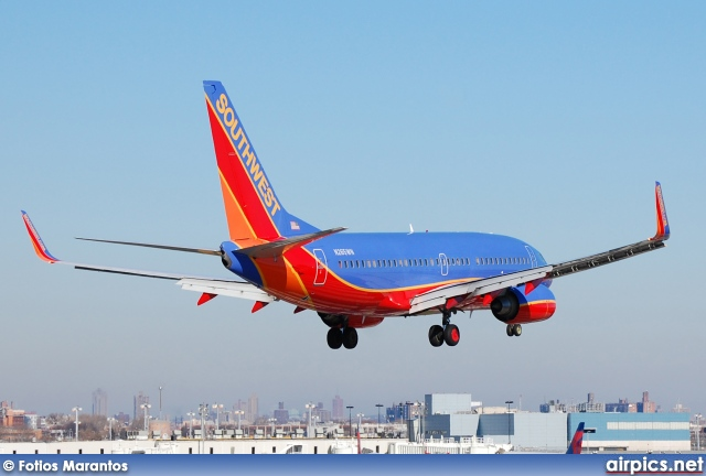 N265WN, Boeing 737-700, Southwest Airlines