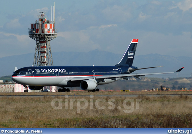 N271AY, Airbus A330-300, US Airways