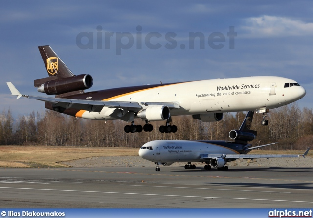 N272UP, McDonnell Douglas MD-11-F, UPS Airlines
