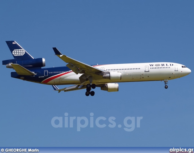 N272WA, McDonnell Douglas MD-11, World Airways