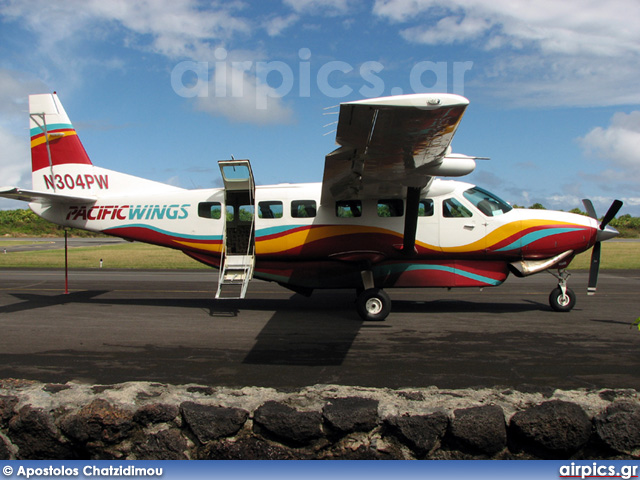 N304PW, Cessna 208-B Grand Caravan, Pacific Wings