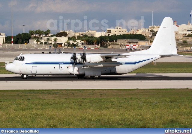 N3796B, Lockheed L-100-30 Hercules, Tepper Aviation