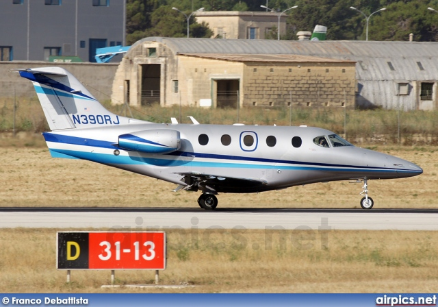 N390RJ, Hawker (Beechcraft) 390 Premier IA, Private