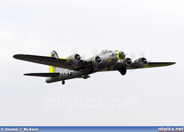 N390TH, Boeing B-17G Flying Fortress, Liberty Foundation
