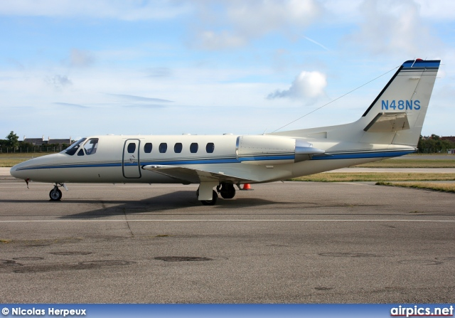 N48NS, Cessna 550 Citation Bravo, Untitled