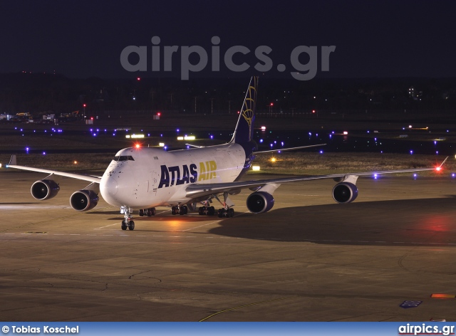 N493MC, Boeing 747-400F(SCD), Atlas Air