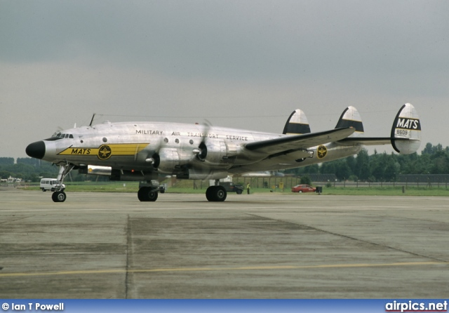 N494TW, Lockheed Constellation-C-121, Private