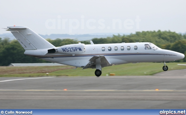 N525PM, Cessna 525A Citation CJ2, Private