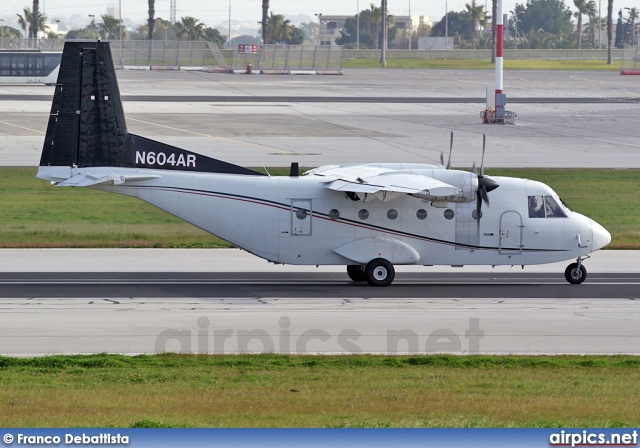 N604AR, Casa C-212-200 Aviocar, EP Aviation