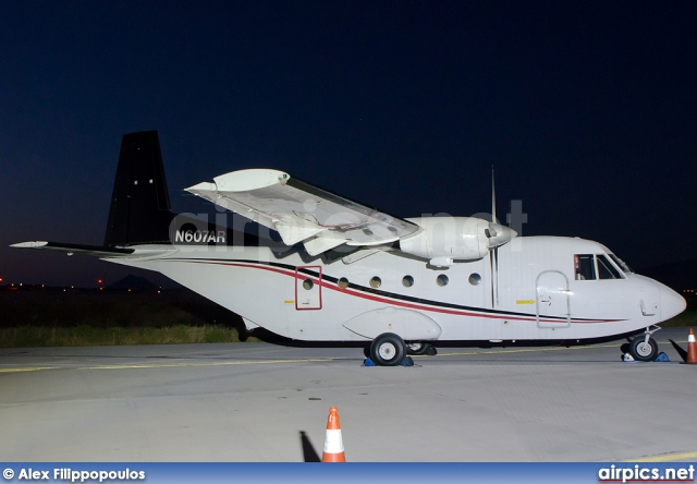 N607AR, Casa C-212-100 Aviocar, Private