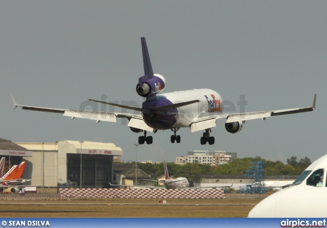 N620FE, McDonnell Douglas MD-11-F, Federal Express (FedEx)