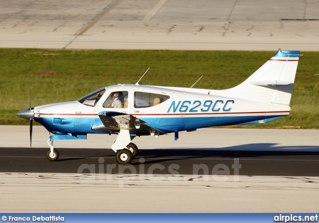 N629CC, Rockwell Aero Commander 112B, Private