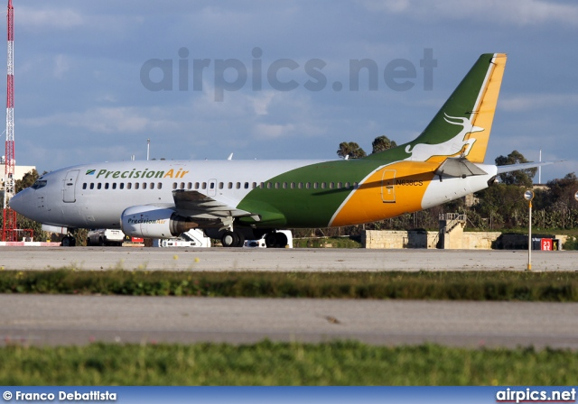 N638CS, Boeing 737-300, Precision Air