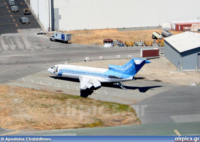 N7002U, Boeing 727-100, Untitled