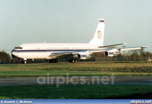 N707KS, Boeing 707-300B, Untitled
