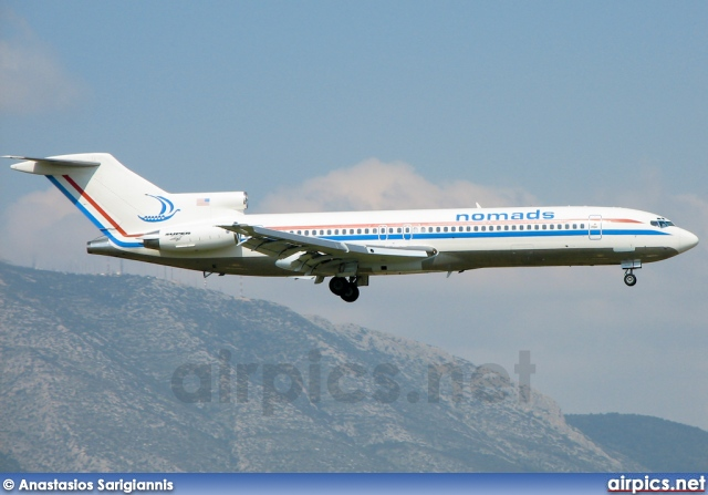 N727M, Boeing 727-200Adv, Nomads Travel Club