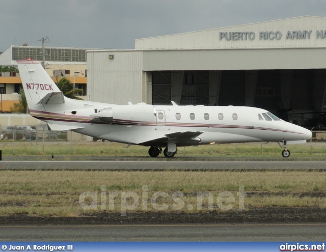 N770CK, Cessna 560-Citation XL, Private