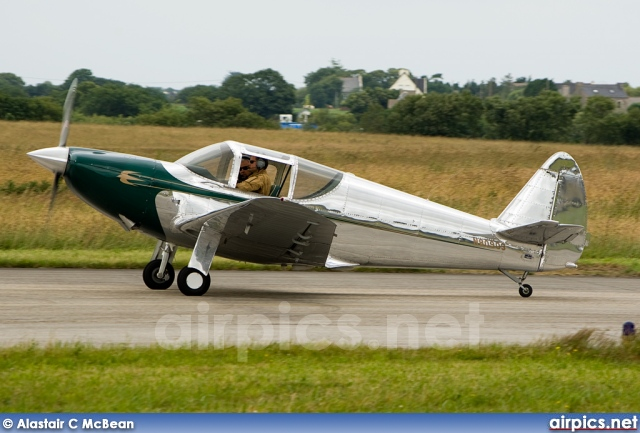 N80903, Globe GC-1B Swift, Private