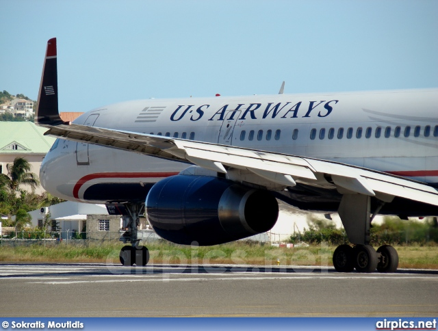 N941UW, Boeing 757-200, US Airways