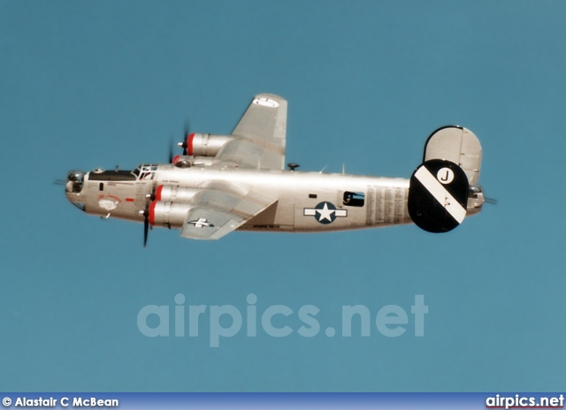 NX224J, Consolidated Aircraft B-24J Liberator, Untitled
