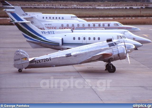 NX72GT, Lockheed L-10E Electra, Private