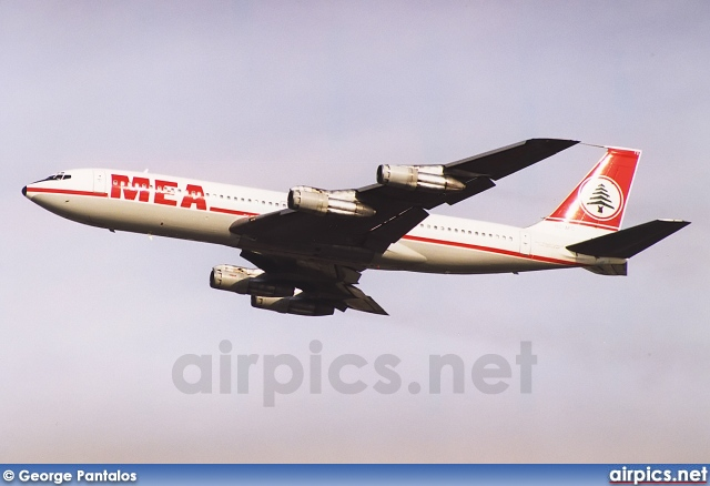OD-AFD, Boeing 707-300C, Middle East Airlines (MEA)