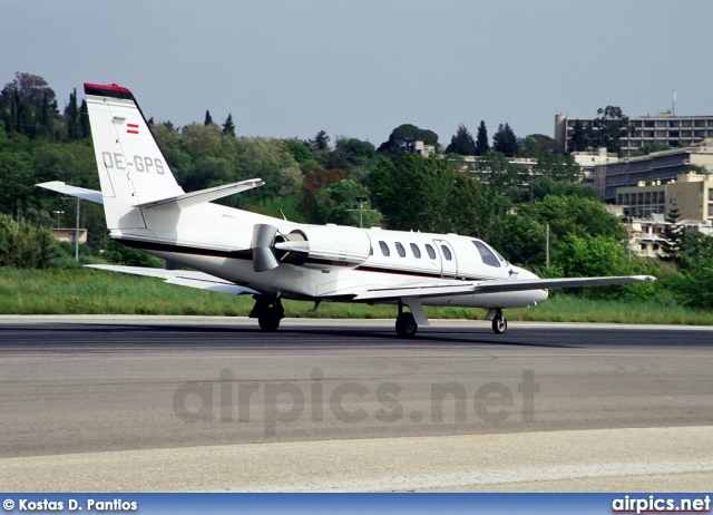 OE-GPS, Cessna 550 Citation Bravo, Tyrol Air Ambulance
