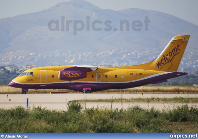 OE-LJR, Dornier  328-300/Jet, Welcome Air