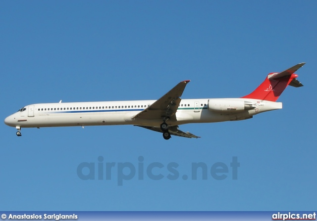 OE-LMH, McDonnell Douglas MD-83, MAP Executive Flightservice
