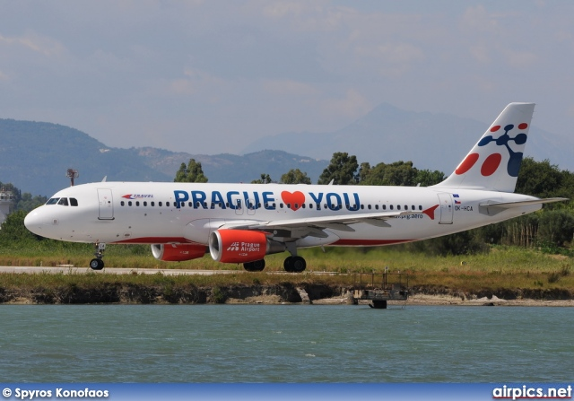 OK-HCA, Airbus A320-200, Travel Service (Czech Republic)