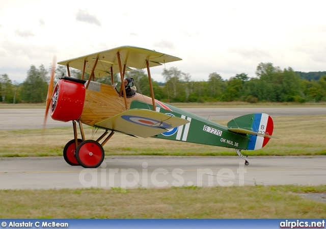 OK-NUL-36, Sopwith Camel Replica, Private