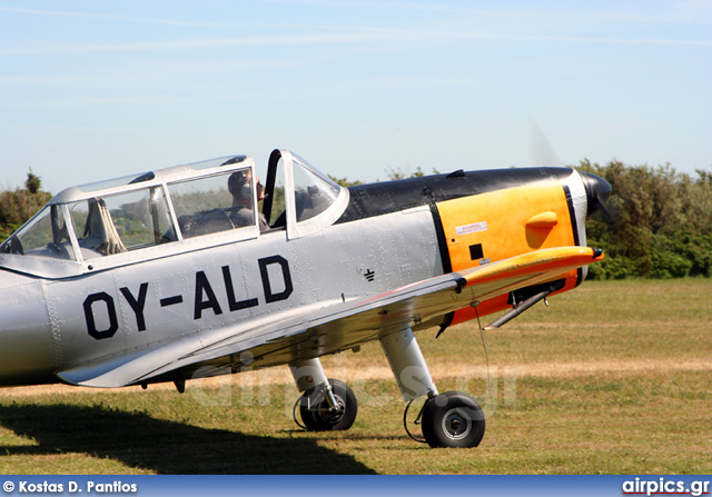 OY-ALD, De Havilland Canada DHC-1-Chipmunk, Private