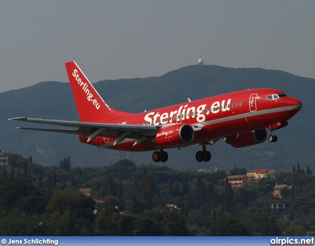 OY-MRD, Boeing 737-700, Sterling Airlines