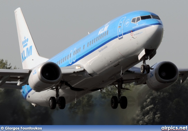 PH-BDZ, Boeing 737-400, KLM Royal Dutch Airlines