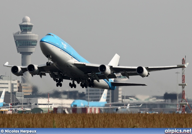 PH-BFH, Boeing 747-400M, KLM Royal Dutch Airlines