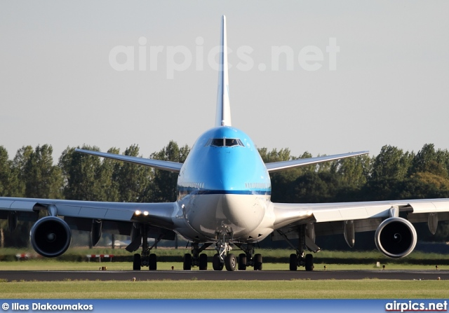 PH-BFM, Boeing 747-400M, KLM Royal Dutch Airlines