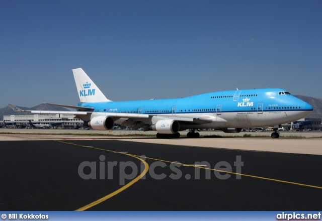 PH-BFN, Boeing 747-400, KLM Royal Dutch Airlines