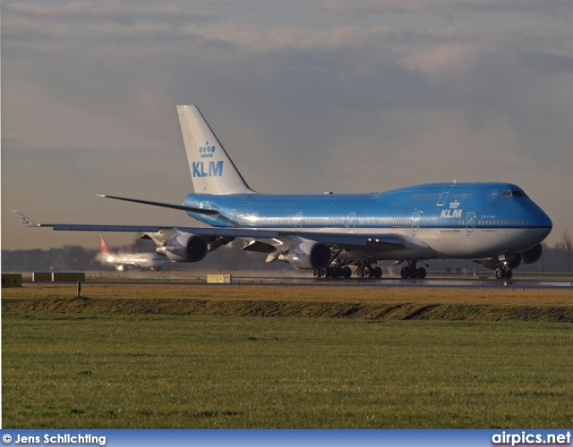 PH-BFT, Boeing 747-400M, KLM Royal Dutch Airlines