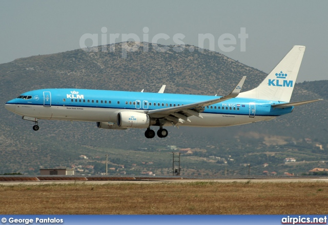 PH-BGC, Boeing 737-800, KLM Royal Dutch Airlines