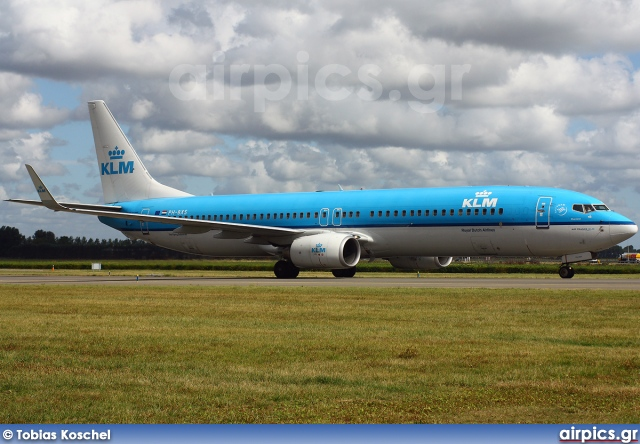 PH-BXS, Boeing 737-900, KLM Royal Dutch Airlines