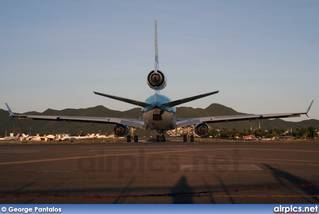 PH-KCC, McDonnell Douglas MD-11, KLM Royal Dutch Airlines