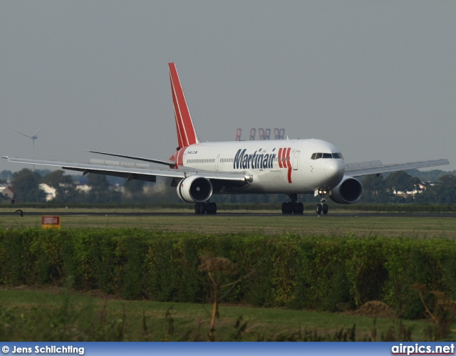 PH-MCJ, Boeing 767-300ER, Martinair