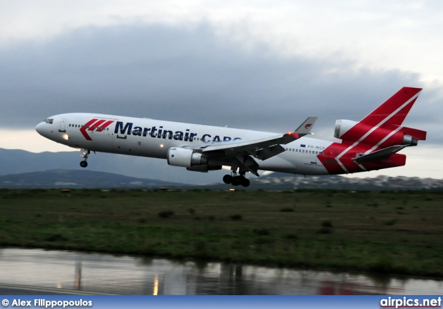 airpics net - PH-MCP, McDonnell Douglas MD-11-CF, Martinair - Medium
