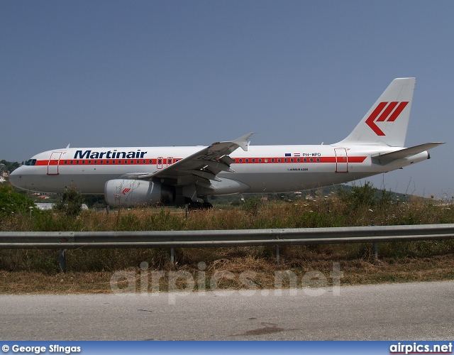 PH-MPD, Airbus A320-200, Martinair