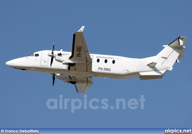 PH-RNG, Beechcraft 1900-D, Jetisfaction